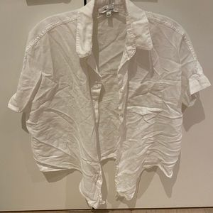 Made well Button Down Tee